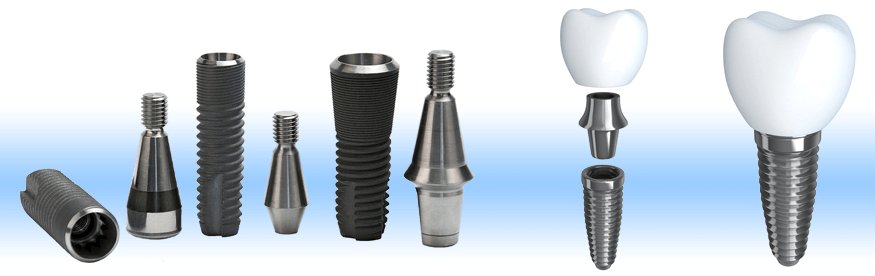 implant cesitleri implant dis cesitleri