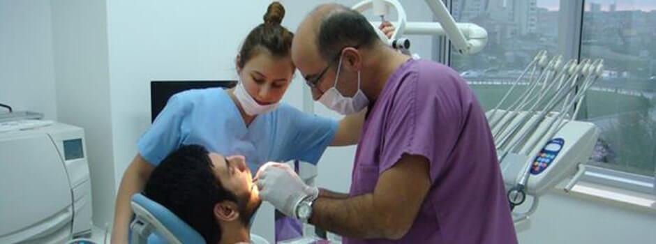 Ataşehir implant tedavisi